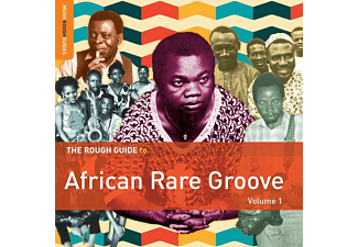 VARIOUS - Rough Guide: African Rare Groove Vol.1 [CD]