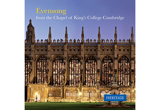 VARIOUS, Choir Of Kings College Cambridge - Evensong From The Chapel Of King's College Cambridge - (CD)