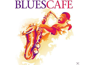 VARIOUS - Blues Cafe [CD]