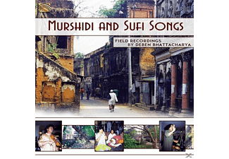 Deben Bhattacharya - Murshidi And Sufi Songs - (CD)