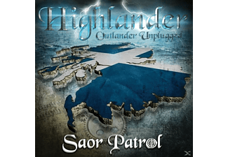 Saor Patrol - Highlander - Outlander Unplugged [CD]