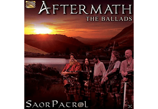 Saor Patrol - Aftermath - The Ballads - (CD)