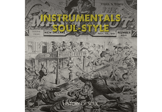 VARIOUS - Instrumentals Soul-Style - (CD)