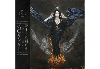 Karyn Crisis' Gospel Of The Witches - Salem's Wounds  (Ltd.Edt.) - (CD)
