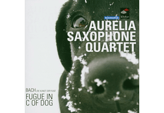 Aurelia Saxophone Quartet - Fugue In C Of Dog - (CD)