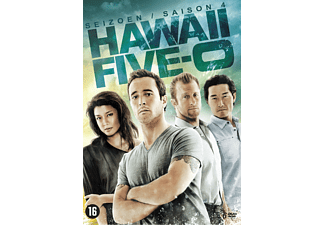Hawaii Five-0 - Seizoen 4 | DVD