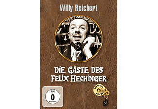 Willy Reichert - Die Gäste des Felix Hechinger - (DVD)