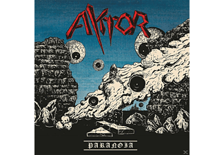 Aktor - Paranoia (Ltd.Transparent Red Vinyl) [Vinyl]