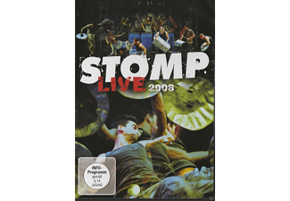 Various - Stomp-Live 2008 [DVD]