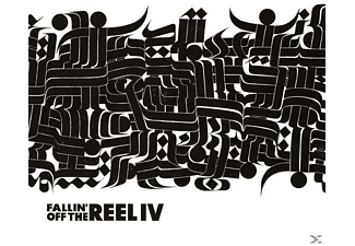 VARIOUS - Fallin' Off The Reel Vol.4 [CD]