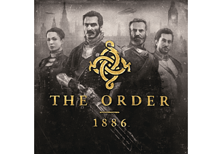 Jason Graves - The Order: 1886 (Video Game Soundtrack) [CD]