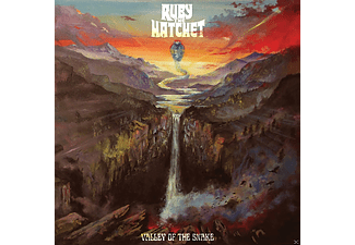 Ruby The Hatchet - Valley Of The Snake [CD]