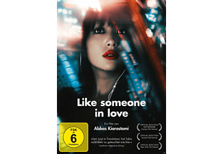 Like Someone in Love - (DVD)