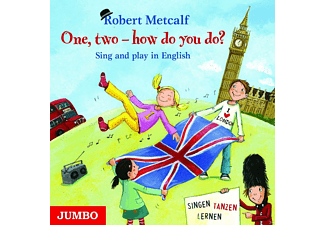 - One, Two-How Do You Do? Sing And Play In English - (CD)