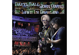 Daryl Hall;John Oates - Live In Dublin - (DVD + CD)