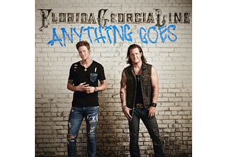 Florida Georgia Line - Anything Goes (Deluxe) [CD]