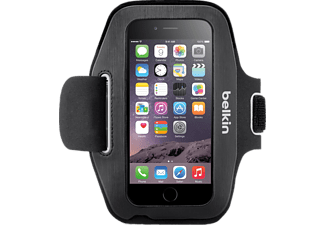BELKIN iPhone 6 Sport-Fit Armband - Svart