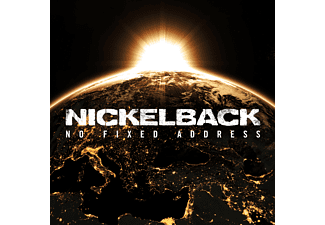 Nickelback - No Fixed Address CD