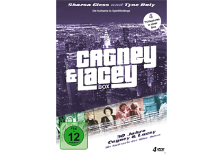 Cagney & Lacey-Box-Edition - (DVD)