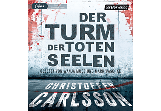 Der Turm der toten Seelen - 2 MP3-CD - Krimi/Thriller