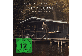 Nico Suave - Unvergesslich (Deluxe) - (CD + DVD Video)