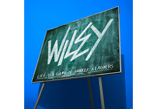 Wiley - Snakes & Ladders - (CD)