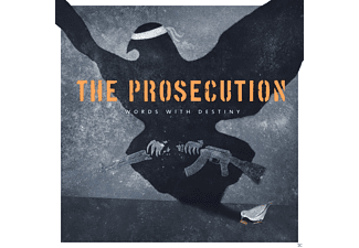 The Prosecution - Words With Destiny - (CD)