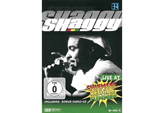 Shaggy - Live At Chiemsee Reggae Summer [DVD + CD]