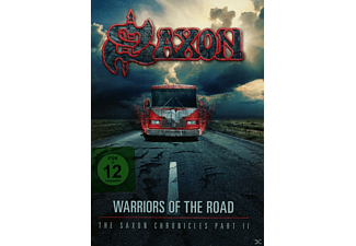 Saxon - Warriors Of The Road-The Saxon Chronicles Part II - (DVD + CD)