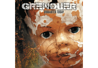 Grenouer - Unwanted Today [CD]