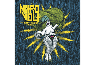 Nitrovolt - Dirty Wings - (CD)