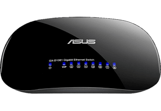 ASUS GX-D1081 V3 8 Portlu Gigabit Switch