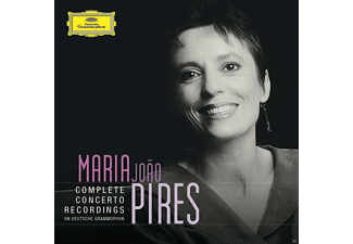 Maria Joao Pires - Pires Complete Dg Concerto Recordings (Limited Edition) - (CD)
