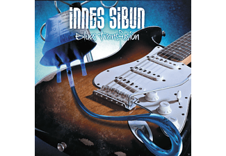 Innes Sibun - Blues Transfusion - (CD)