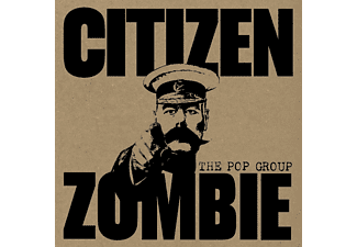 The Pop Group - Citizen Zombie - (LP + Download)