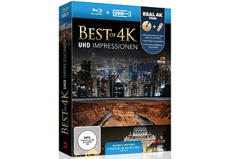 Best of 4K (UHD Stick in Real 4K + Blu-Ray) - Limited Edition [Blu-ray]