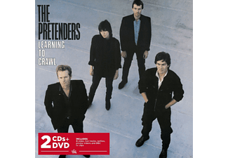 The Pretenders - Learning To Crawl (2cd + Dvd Deluxe Edition) - (CD + DVD Video)