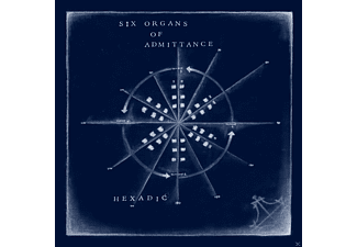 Six Organs Of Admittance - Hexadic - (CD)