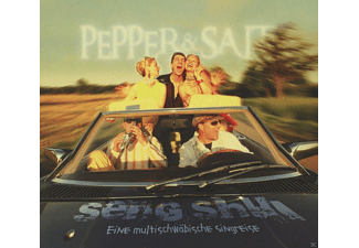 Pepper & Salt - Seng Shui - (CD)