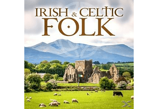 Various - Irish & Celtic Folk - (CD)
