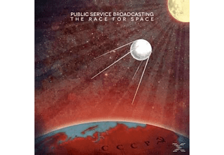 Public Service Broadcasting - The Race For Space - (Vinyl)