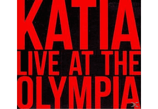 Kátia Guerreiro - Live At The Olympia [CD + DVD Video]