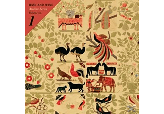 Iron & Wine - Archive Series Vol.1 - (CD)