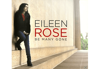 Eileen Rose - Be Many Gone [CD]