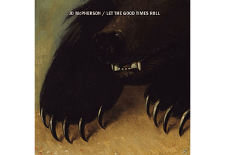 Jd Mcpherson - Let The Good Times Roll - (CD)