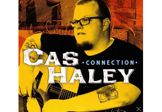 Cas Haley - Connection - (CD)