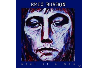 Eric Burdon And The Animals, Eric Burdon - Soul Of A Man - (Vinyl)