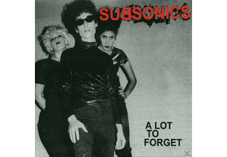 Subsonics - A Lot To Forget - (Vinyl)