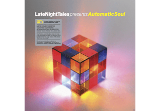 Tom Findlay - Late Night Tales Pres. Automatic Soul (3lp+Mp3) [LP + Download]
