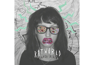 Menace Beach - Ratworld - (CD)